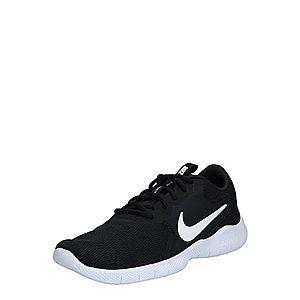 NIKE Bežecká obuv 'Nike Flex Experience Run 9' biela / čierna vyobraziť