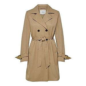 ONLY Prechodný kabát béžová vyobraziť