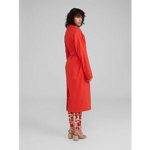 EDITED Prechodný kabát 'Santo' červené vyobraziť