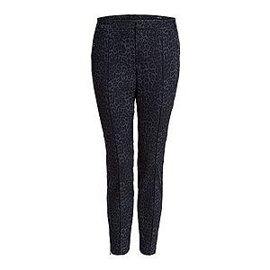 SET Plisované nohavice sivá vyobraziť