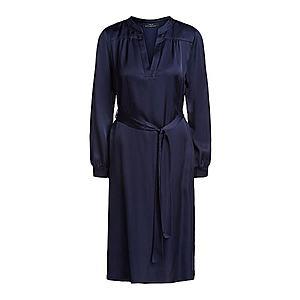 SET Košeľové šaty modré vyobraziť