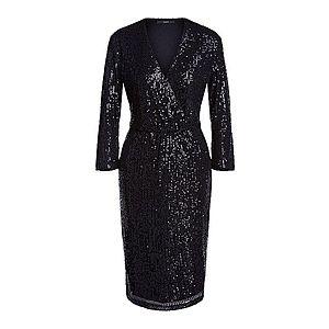 SET Šaty čierna vyobraziť