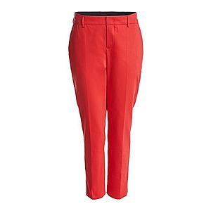 SET Plisované nohavice červené vyobraziť