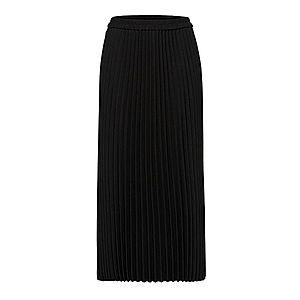SELECTED FEMME Sukňa čierna vyobraziť