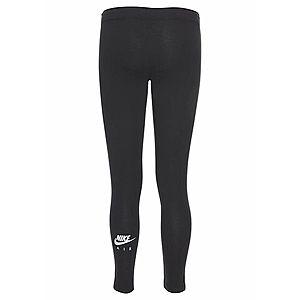 Nike Sportswear Legíny biela / čierna vyobraziť