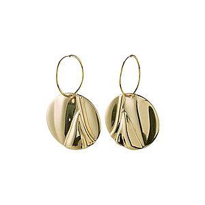 Pilgrim Náušnice 'Earrings Water' zlatá vyobraziť
