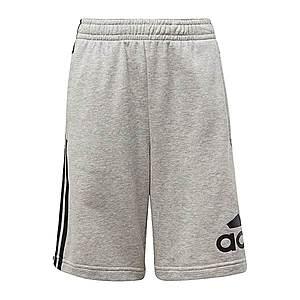 ADIDAS PERFORMANCE Športové nohavice sivá melírovaná vyobraziť