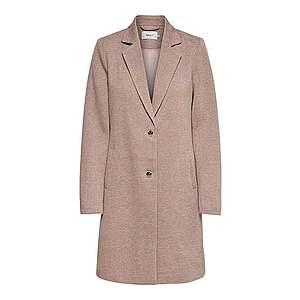 ONLY Prechodný kabát béžová - mix vyobraziť