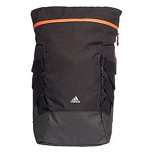 ADIDAS PERFORMANCE Športový batoh čierna / oranžová vyobraziť