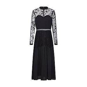 Tigha Večerné šaty 'Eliza' čierna vyobraziť