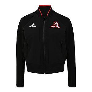 ADIDAS PERFORMANCE Športová bunda čierna vyobraziť