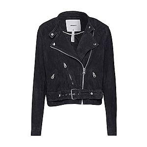OBJECT Prechodná bunda čierna vyobraziť