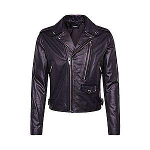 The Kooples Prechodná bunda čierna vyobraziť