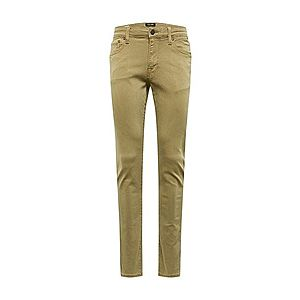 JACK & JONES Chino nohavice 'GLENN' zelená vyobraziť