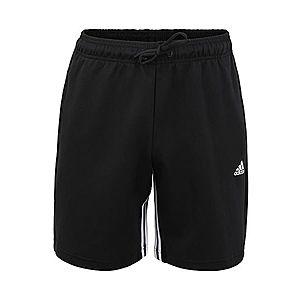 ADIDAS PERFORMANCE Športové nohavice 'MH 3S Short' čierna vyobraziť