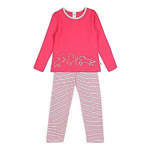 SANETTA Pyžamo ružová vyobraziť