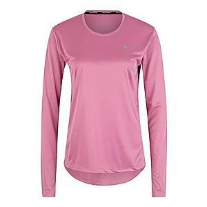NIKE Funkčné tričko 'MILER' ružová vyobraziť
