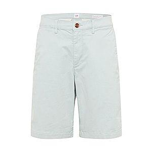 GAP Chino nohavice 'V-HS - 10 IN SOLID SHORT' modré vyobraziť