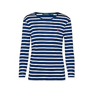 POLO RALPH LAUREN Tričko biela / námornícka modrá vyobraziť