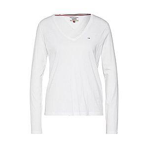 Tommy Jeans Top biela vyobraziť