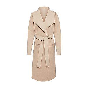 VILA Prechodný kabát 'JUICE' béžová vyobraziť