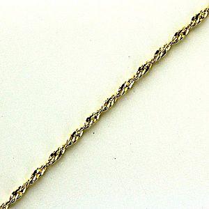 Zlatá retiazka 17288 vyobraziť