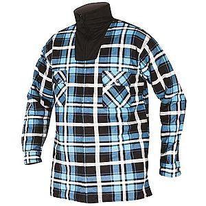 Ardon Pánska zimná flanelová košeľa - S vyobraziť