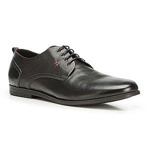 Kožené topánky pre pánov. vyobraziť