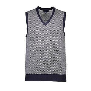 Gant pánska vesta Farba: Modrá, Veľkosť: S vyobraziť