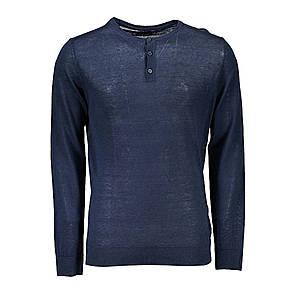 Guess pánsky sveter Farba: Modrá, Veľkosť: L vyobraziť