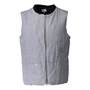 Gant pánska vesta Farba: Modrá, Veľkosť: L vyobraziť