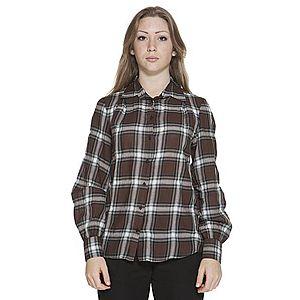 Gant dámska košeľa Farba: hnedá, Veľkosť: 42 vyobraziť