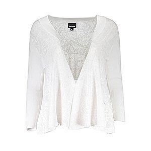 Just Cavalli dámsky sveter Farba: Biela, Veľkosť: XS vyobraziť