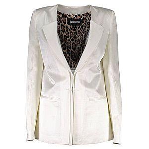 Just Cavalli dámske sako Farba: Biela, Veľkosť: 44 vyobraziť