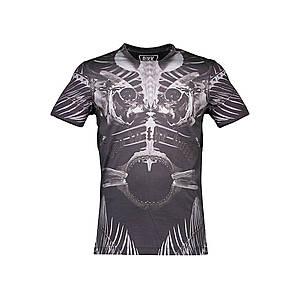Bikkembergs pánske tričko Farba: čierna, Veľkosť: L vyobraziť