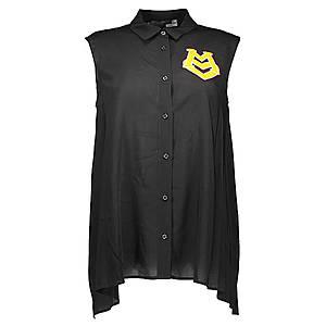 Love Moschino dámska košeľa Farba: čierna, Veľkosť: 40 vyobraziť