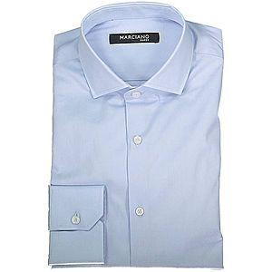 Guess pánska košeľa Farba: Modrá, Veľkosť: 41 vyobraziť