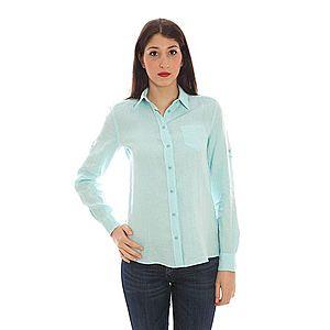Gant dámska košeľa Farba: Modrá, Veľkosť: 48 vyobraziť