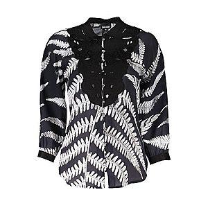 Just Cavalli dámska košeľa Farba: čierna, Veľkosť: 38 vyobraziť