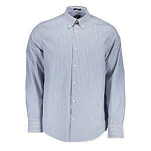 Gant pánska košeľa Farba: Modrá, Veľkosť: S vyobraziť