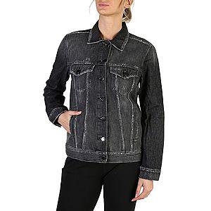 Guess Jeans dámska bunda Farba: čierna, Veľkosť: XS vyobraziť