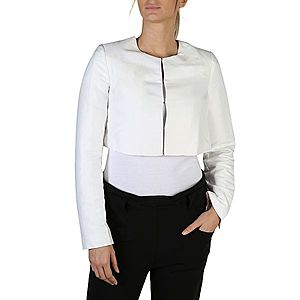 Guess Jeans dámske sako Farba: Biela, Veľkosť: XS vyobraziť