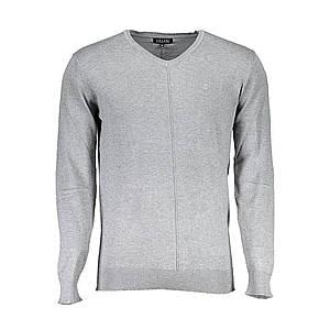 Enrico Coveri pánsky sveter Farba: sivá, Veľkosť: 2XL vyobraziť