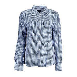 Gant dámska košeľa Farba: Modrá, Veľkosť: 36 vyobraziť