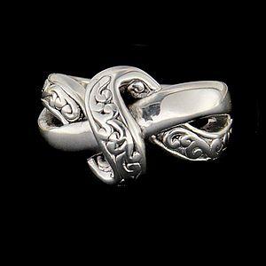 Strieborný prsteň 62890 vyobraziť
