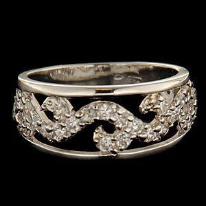 Strieborný prsteň 62930 vyobraziť