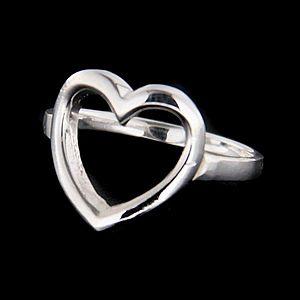 Strieborný prsteň 62964 vyobraziť