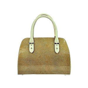 Kožená kabelka Gilda Tonelli 1516 ST.IGUANA/VIT vyobraziť