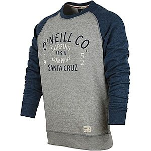 Oneill Santa Crew Sweatshirt sivá XL vyobraziť