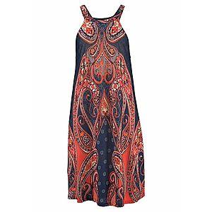 LASCANA Plážové šaty červená / námornícka modrá vyobraziť